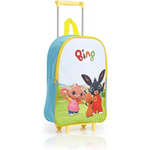 Zaino valigia bagaglio a mano di Bing per bambini