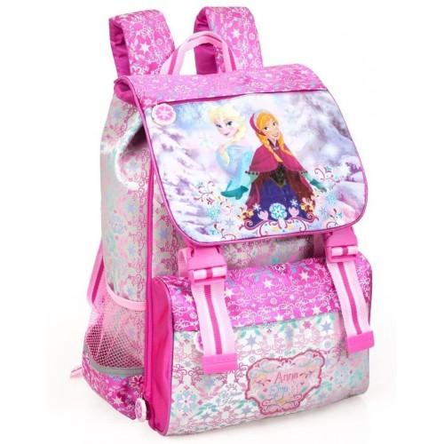 Zaino estensibile per la scuola Disney Frozen