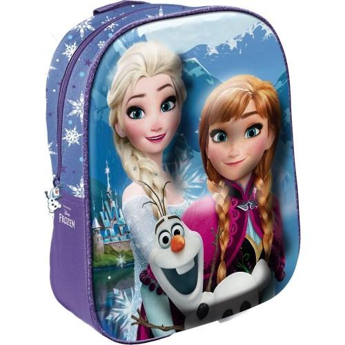 Zainetto Disney Frozen con stampe 3D