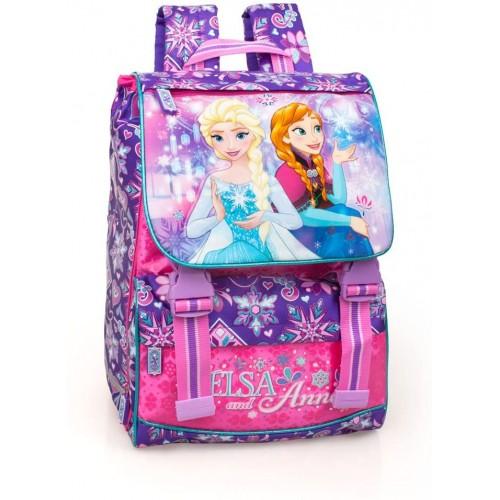 Disney Frozen, zaino da Scuola in poliestere