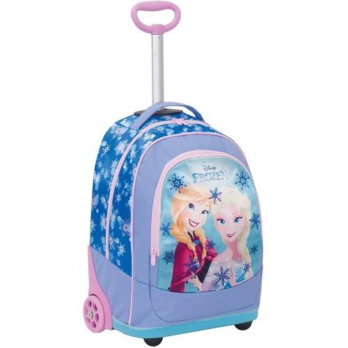 Trolley zaino scuola Frozen 2 in 1
