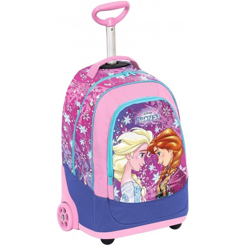 Trolley grande per scuola e viaggi - Disney Frozen