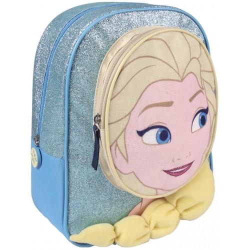 Zaino infantile Frozen con personaggio Elsa