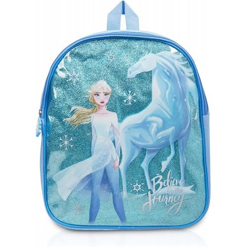 """Zaino scuola Elsa """"Il Segreto di Arendelle"""" - Frozen 2 ❄"""