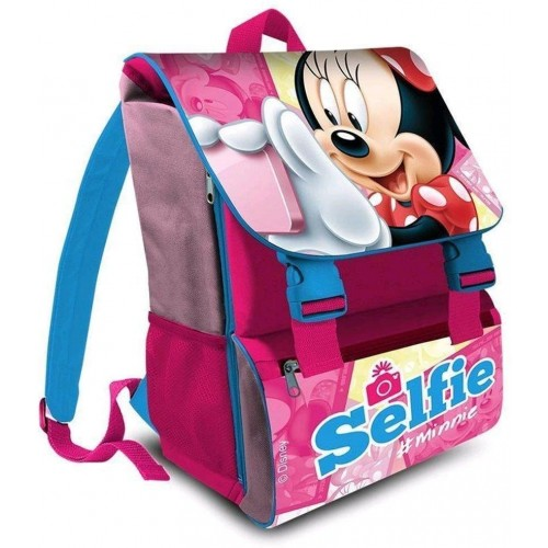 Zaino estensibile Minnie Disney, per bambini