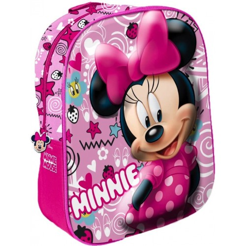Zainetto 3D Disney Minnie Mouse