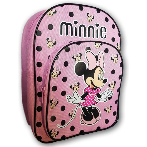 Zaino Disney con immagine di Minne Mouse