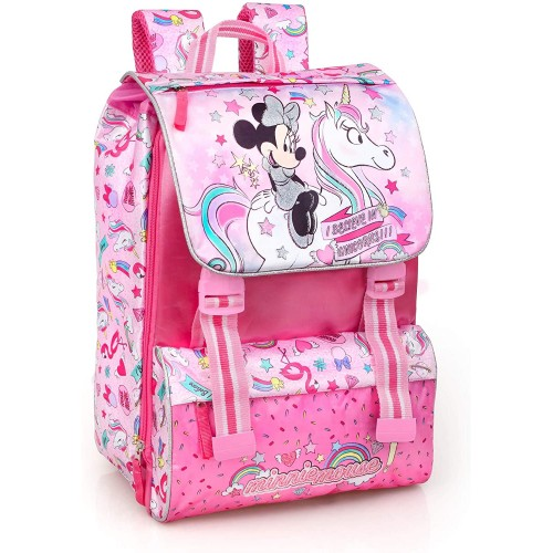 Zaino estensibile Minnie Unicorno - Disney