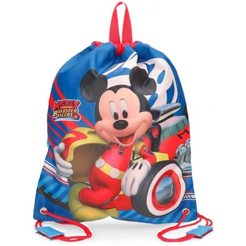 Sacca zaino Mickey Mouse Disney World, borsa Shill