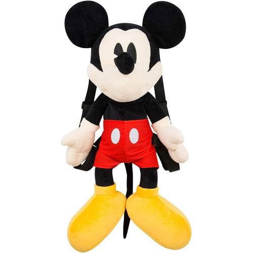 Zaino in peluche Topolino Mikey Mouse, per la scuola