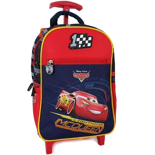 Mini trolley asilo Cars Disney, prodotto con licenza