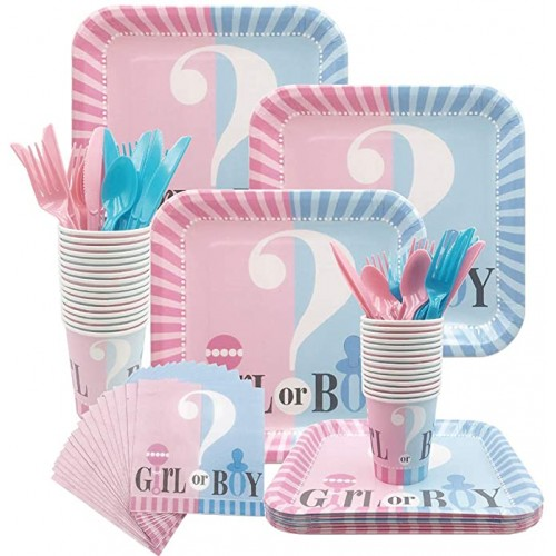 Kit per 16 persone Baby Shower