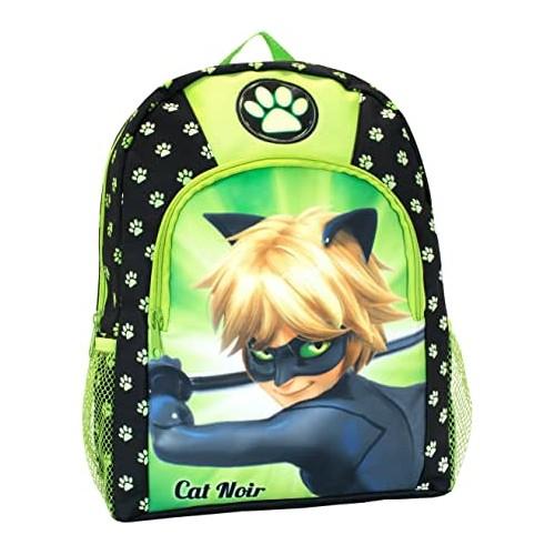 Zaino di Cat Noir Miraculous per la scuola