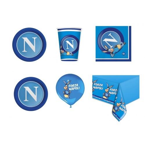Kit 40 persone SSC Calcio Napoli