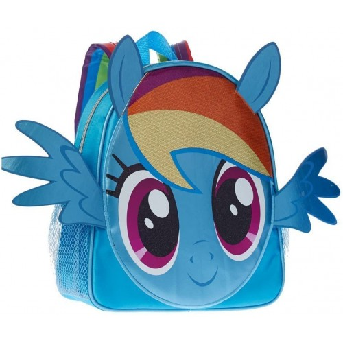 Zaino 3D My Little Pony per bambini