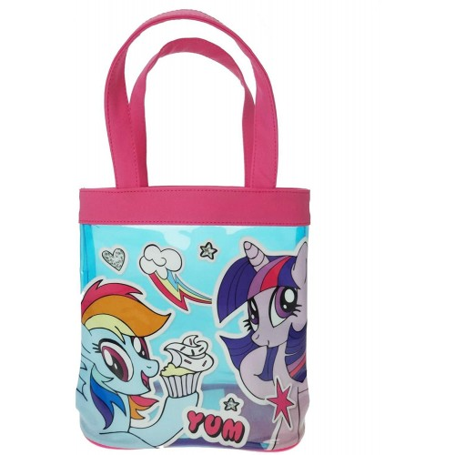 Shopper My Little Pony in PVC per bambini