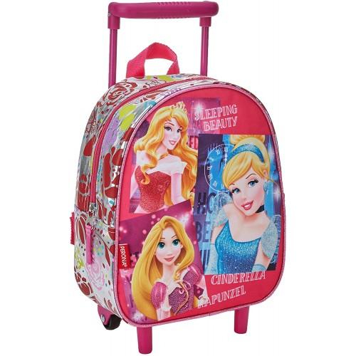 Trolley scuola Principesse Disney