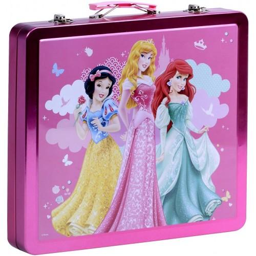 Valigetta con set Artistico delle Principesse Disney