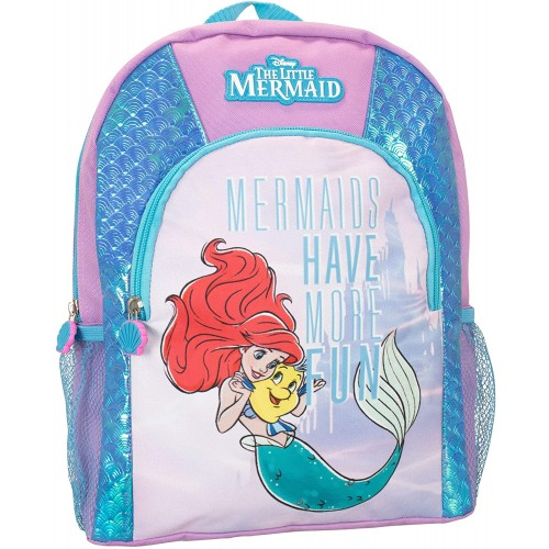 Zaino The Little Mermaid - Disney , la Sirenetta
