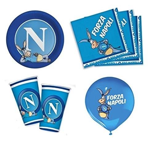 Kit 8 persone Napoli