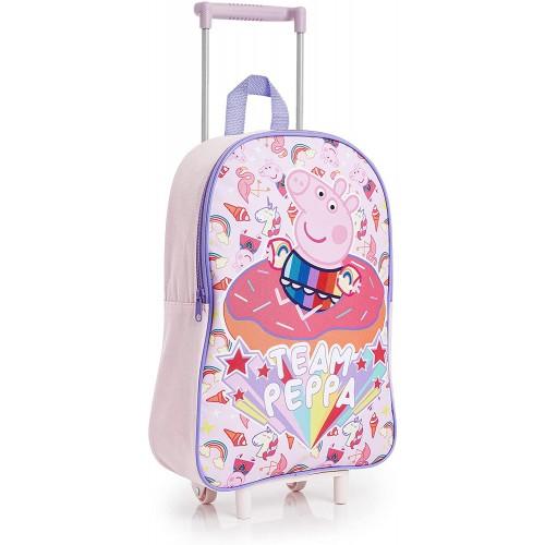 ✔ Valigia Peppa Pig / Unicorno per bambini