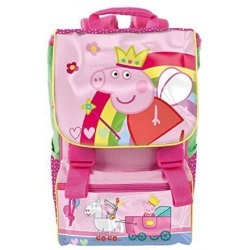 Zaino Scuola elementare Peppa Pig