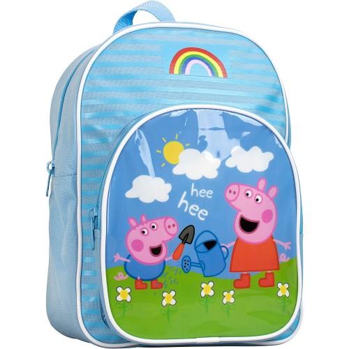 Zainetto George e Peppa Pig per l'asilo
