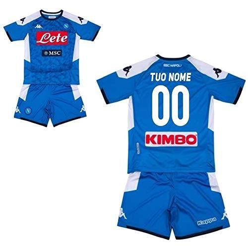 Kit Gara Home Bambino SSC Napoli