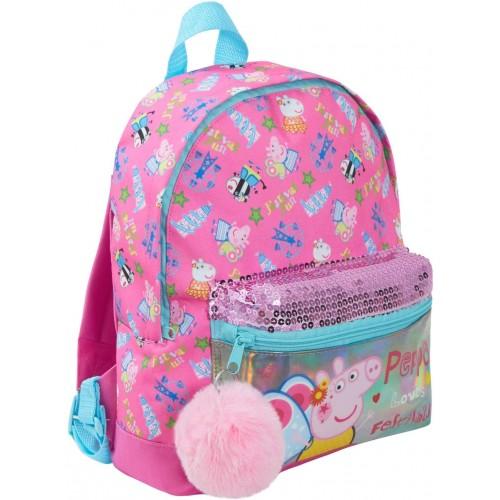 Zainetto per scuola materna Peppa Pig