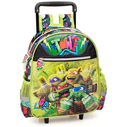 Zaino trolley asilo TMNT - Ninja Turtles