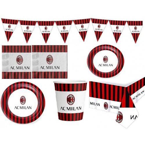 Kit 32 persone A.C Milan