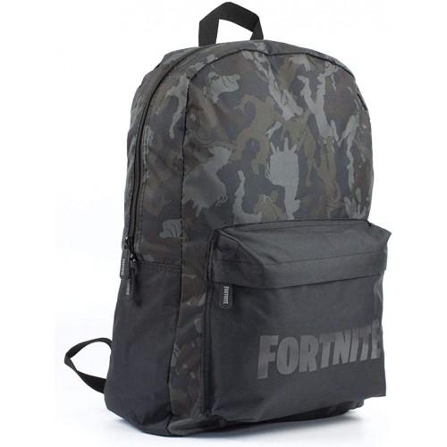 Zaino Fortnite - Camo Llama, militare, per la scuola