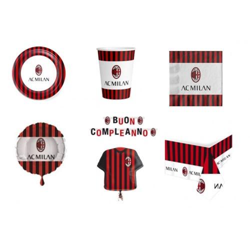 Kit 16 persone A.C Milan