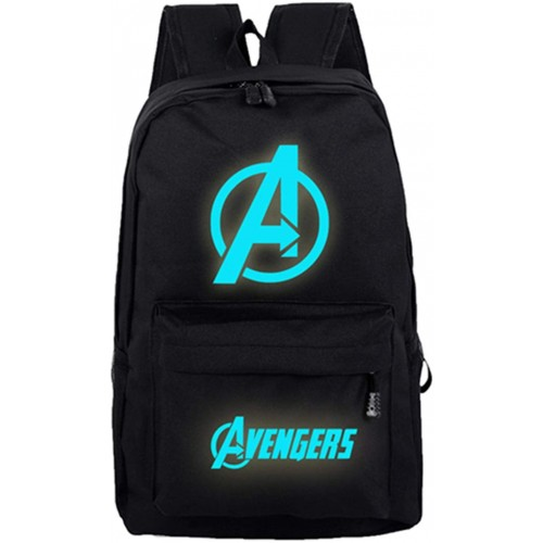 Zaino scuola The Avengers Endgame, black