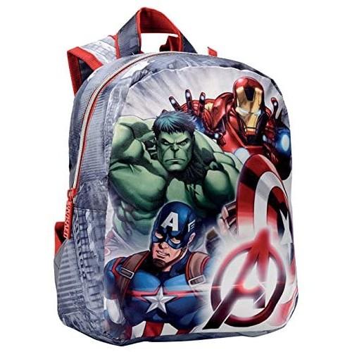 Zainetto Avengers da 28 cm, per la  scuola o tempo libero