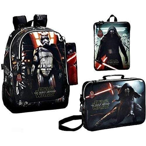 Set Zaino Star Wars VII con porta Tablet e PC