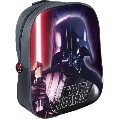 Zaino 3D Star Wars con stampa Dart Fener