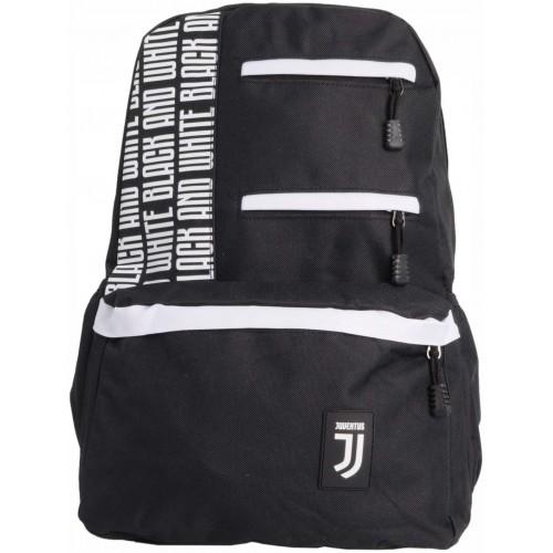 Zaino FC Juventus FC con 3 zip - Prodotto ufficiale