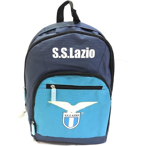 Zaino ufficiale SS LAZIO con 3 zip