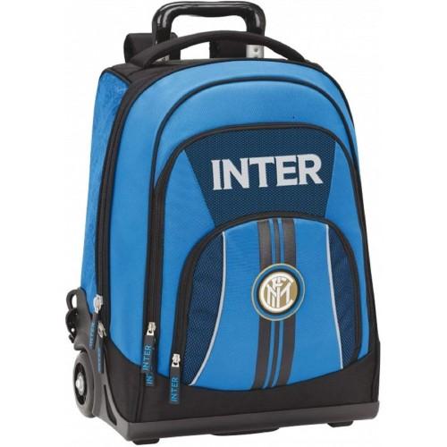 Zaino trolley F.C Inter per la scuola, prodotto Ufficiale