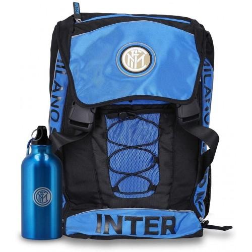 Zaino estensibile Inter con borraccia omaggio