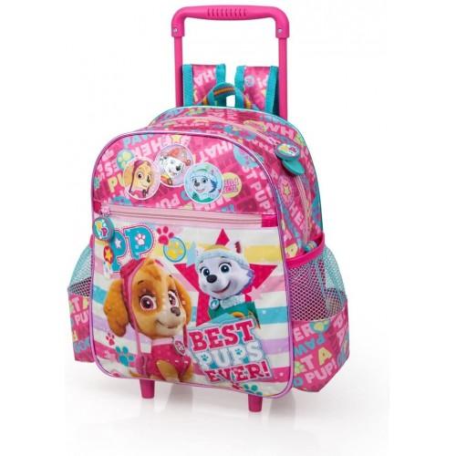 Trolley asilo bambina - Paw Patrol - Merchandising ufficiale