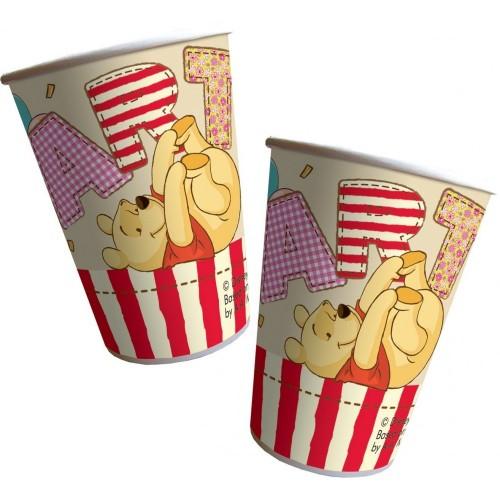 Bicchieri Winnie the Pooh