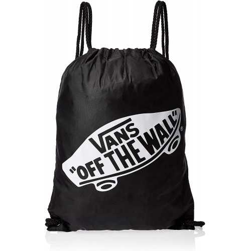 """Zaino sacca Vans 'Vans """"Off The Wall"""" Since 66, colore black"""