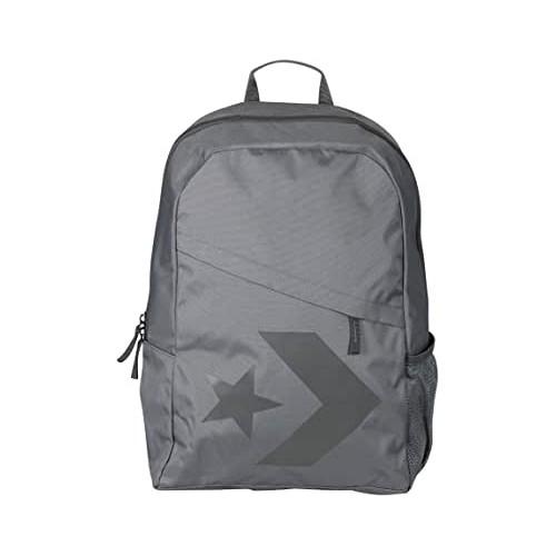 Zaino Converse Speed- Star Chevron - colore Grey / grigio