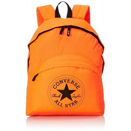 Zaino scuola Convers Casual, arancione, con scompartimento PC