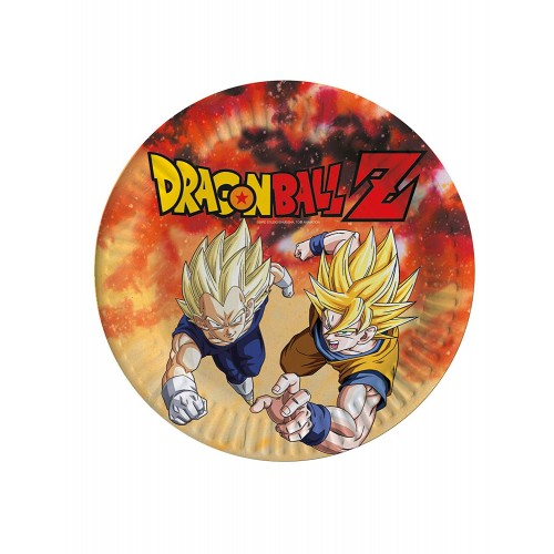 Piatti Dragon Ball Z