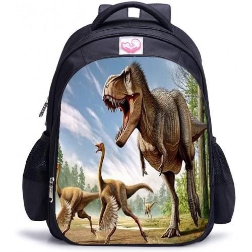 Zaino scuola tema Dinosauri per bambini, Unisex