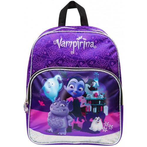 Zaino Vampirina per la scuola, con finiture glitter - Disney