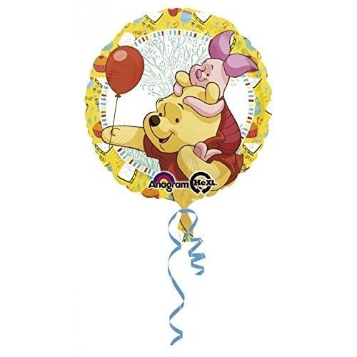 Pallone Foil Winnie & Pimpi